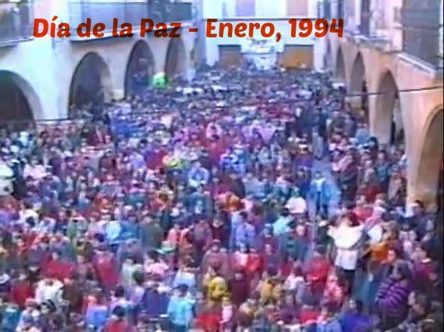 Día de la Paz 1994