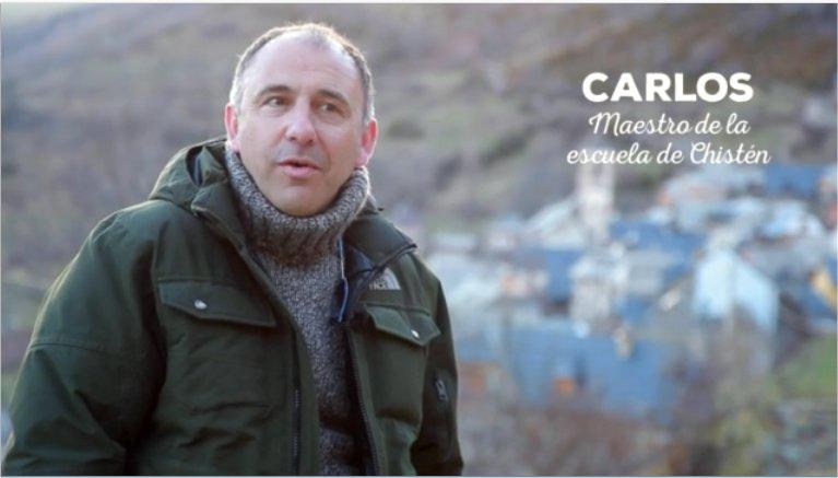 Documental sobre la escuela rural aragonesa