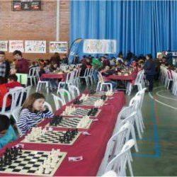 II Encuentro Aragonés «Ajedrez en la escuela» (Cariñena)