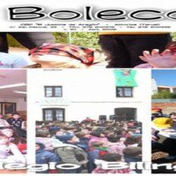 Hace 20 años: «El Bolecole», revista escolar (abril, 2009)